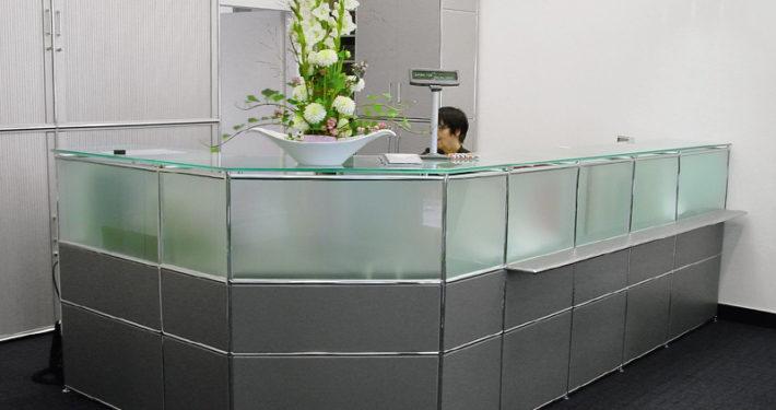 Bosse Büromöbel - Büroeinrichtung Arnold