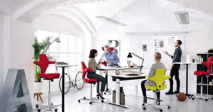 Hag Bürostühle Bürodrehstühle Büroeinrichtung Arnold